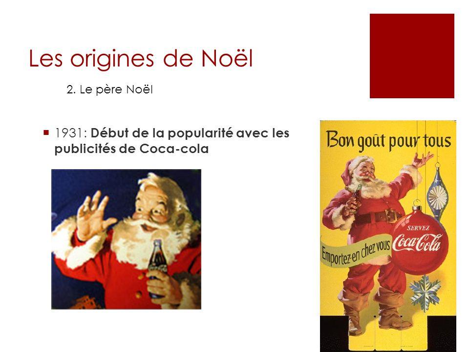 Les origines de Noël 2.