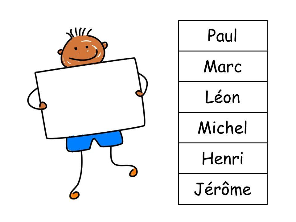 Teacher Notes 11 Ask the question Comment tu tappelles.