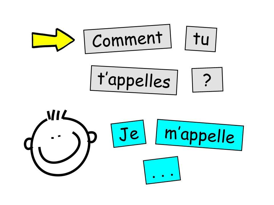 Léon Jérôme Michel Sophie Monique Je mappelle ?