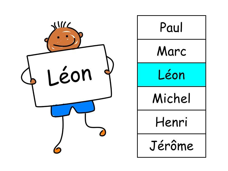 Léon Jérôme Henri Michel Léon Marc Paul