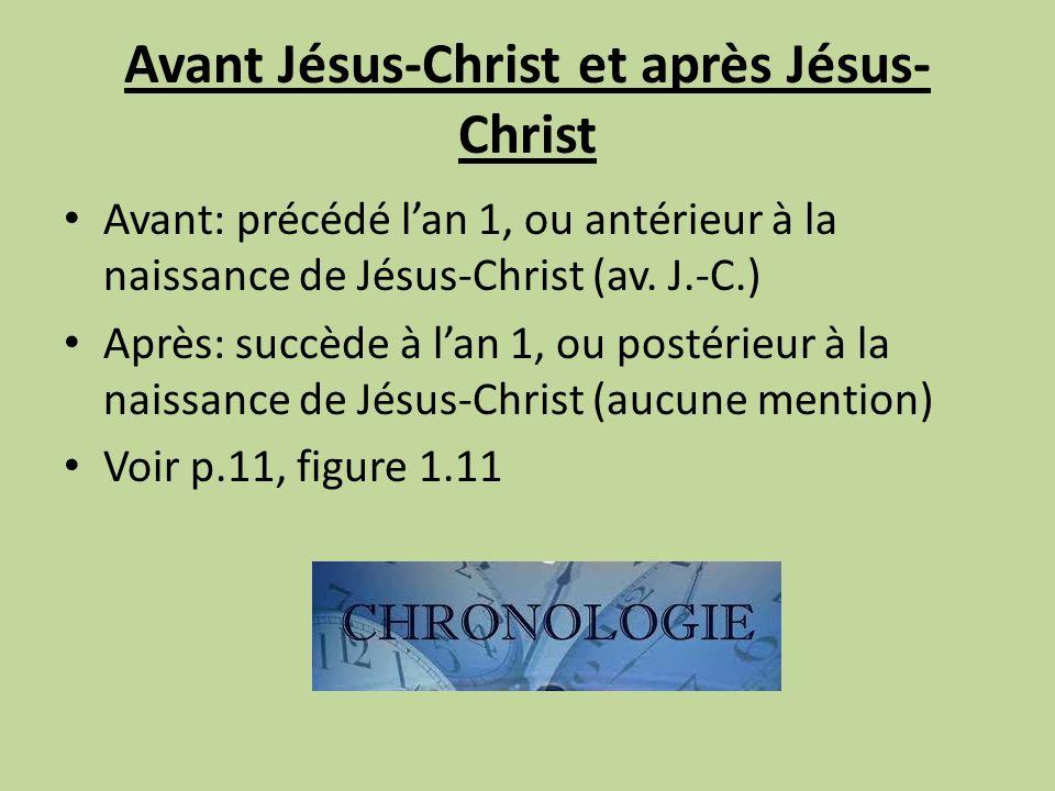 Exemples 1045 av. J.-C. 1846 1007 24 89 av. J.-C. 593 av. J.-C. 374 2011
