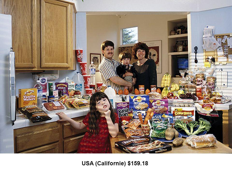USA (Californie) $159.18