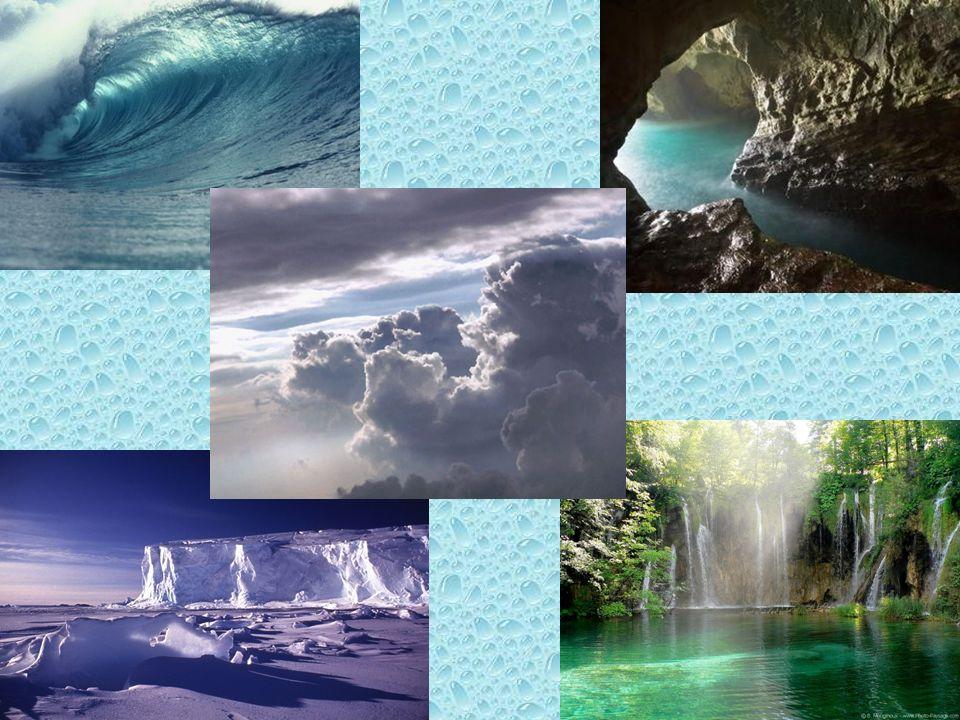 I – Importance de leau. Environ les 3/4 de notre planète (70,7%) sont recouverts par les mers et les océans. Le volume de l eau sur Terre est évalué à