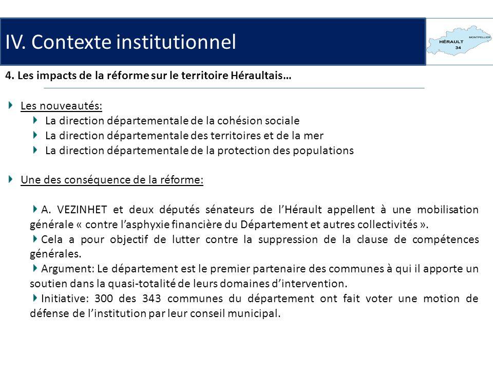 Les nouveautés: La direction départementale de la cohésion sociale La direction départementale des territoires et de la mer La direction départemental
