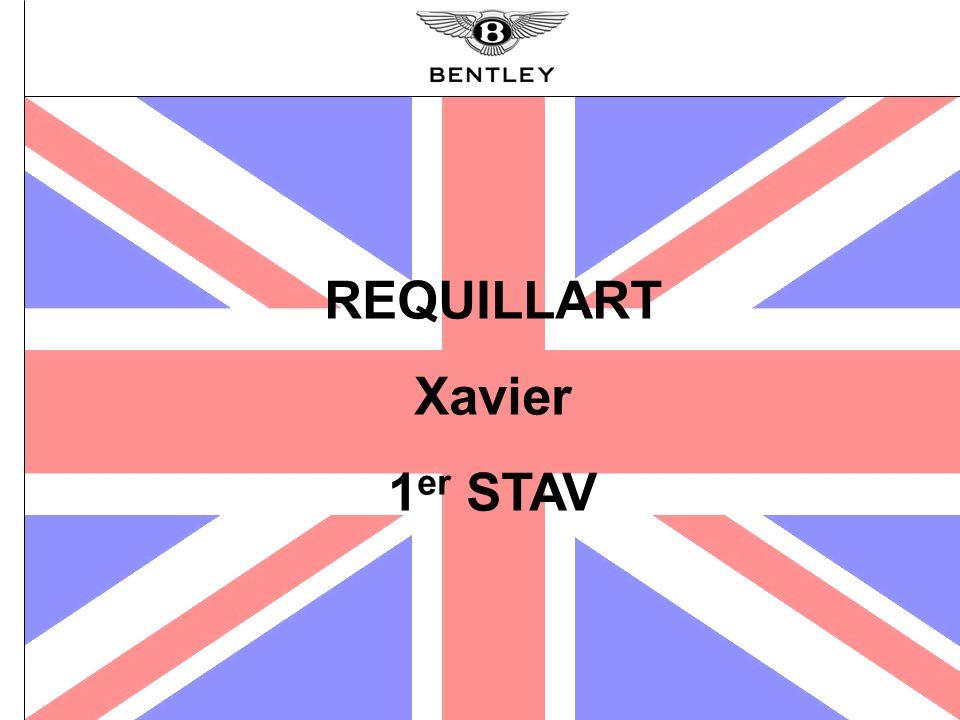 REQUILLART Xavier 1 er STAV