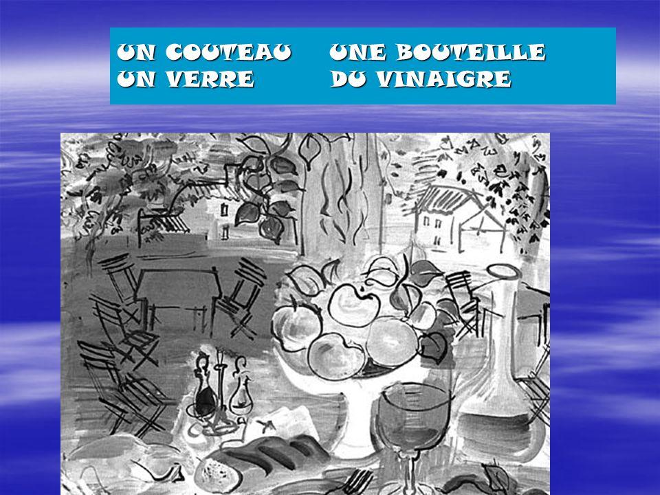 Paul Cézanne DES COUTEAUX DES CUILLÈRES
