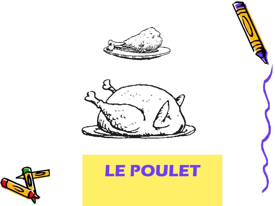 chicken LE POULET