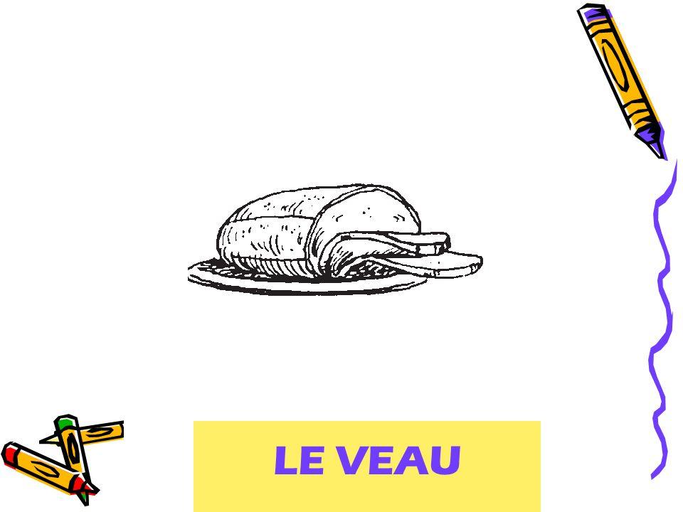 veal LE VEAU