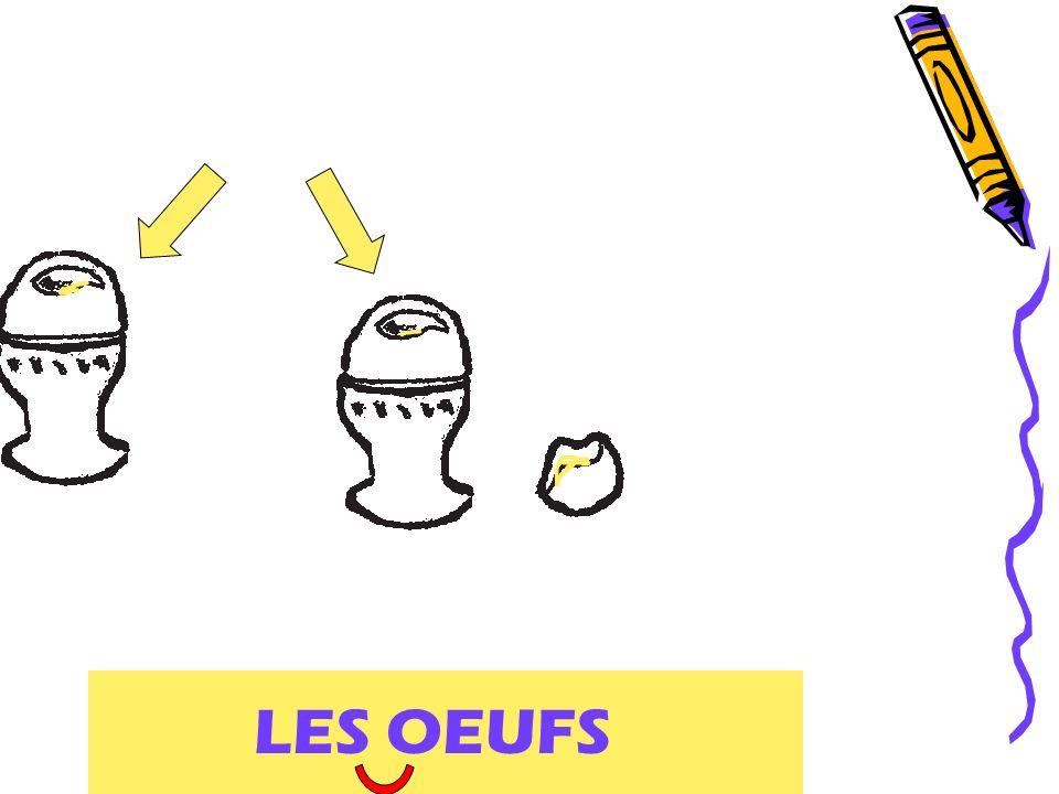 LES OEUFS