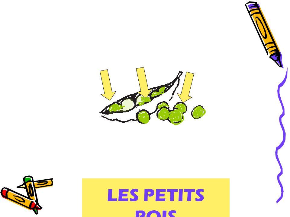 LES PETITS POIS