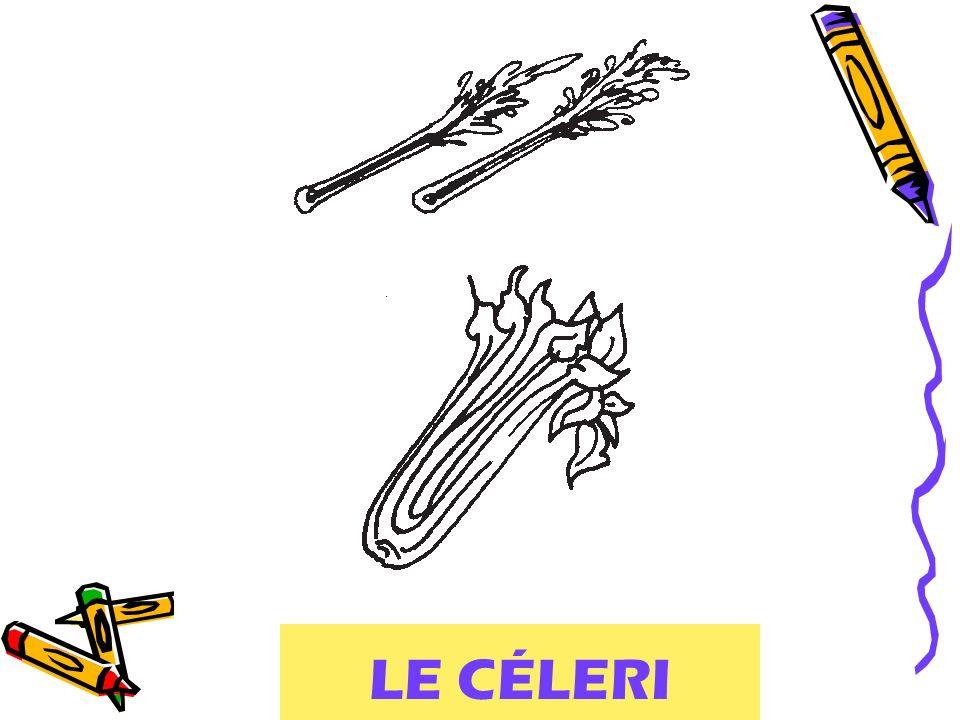 LE CÉLERI