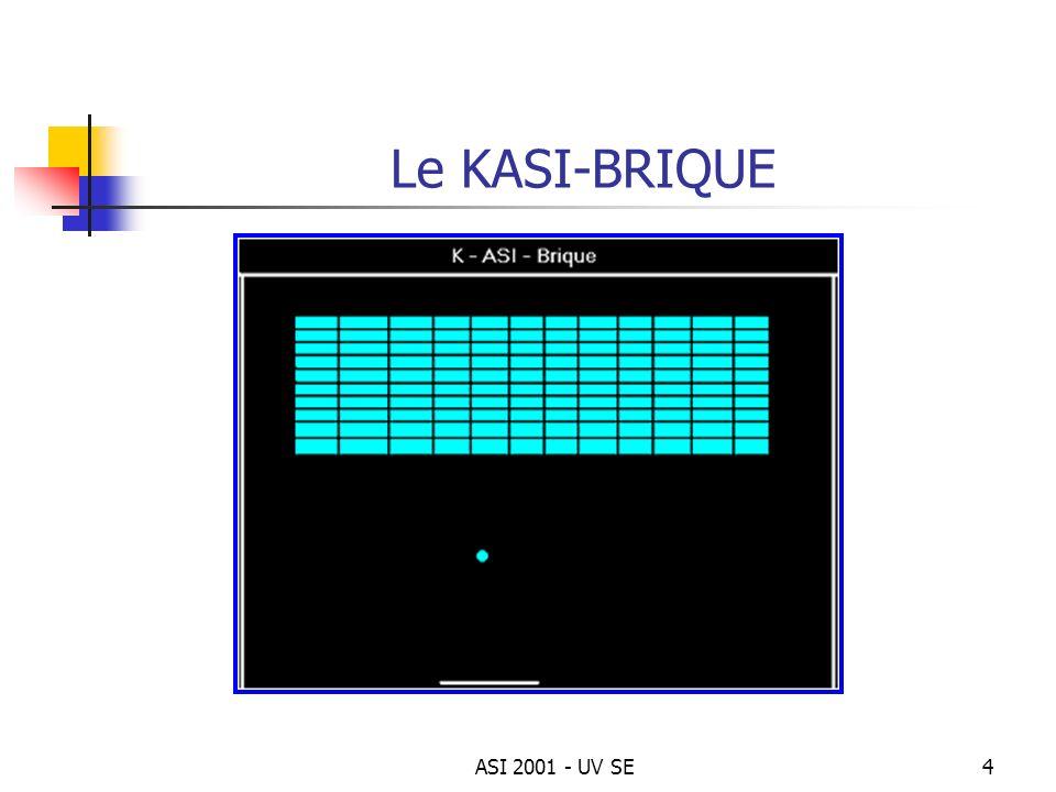 ASI 2001 - UV SE4 Le KASI-BRIQUE
