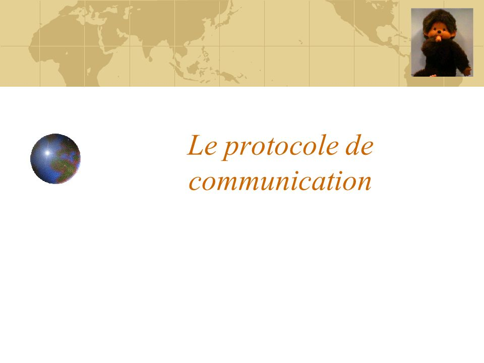KikiTeam – ASI3 – 19 / 06 / 2002 - 9 Le protocole de communication Cest la mise en forme du contenu du message ( chaîne de caractère ) La chaîne de caractère respecte la grammaire établie Mis au point et approuvé par lensemble des groupes