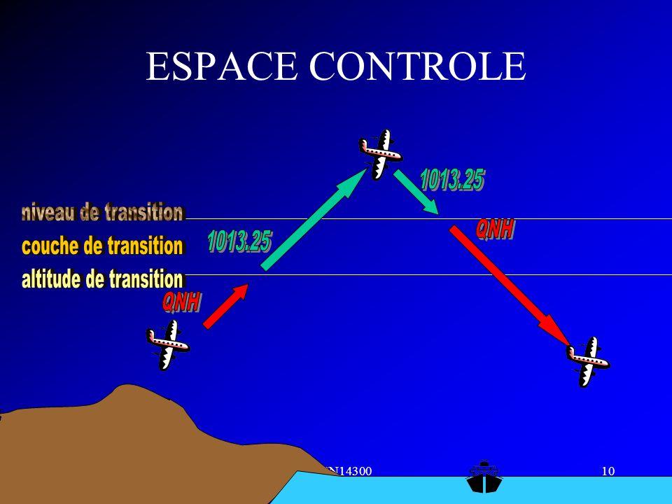 CISPN1430010 ESPACE CONTROLE