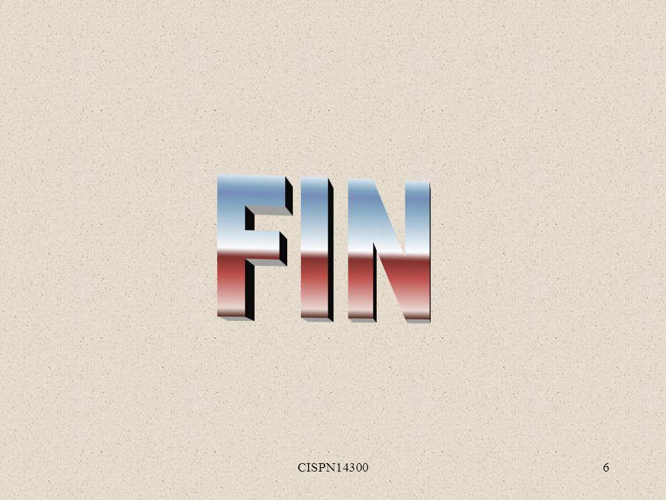 CISPN143006