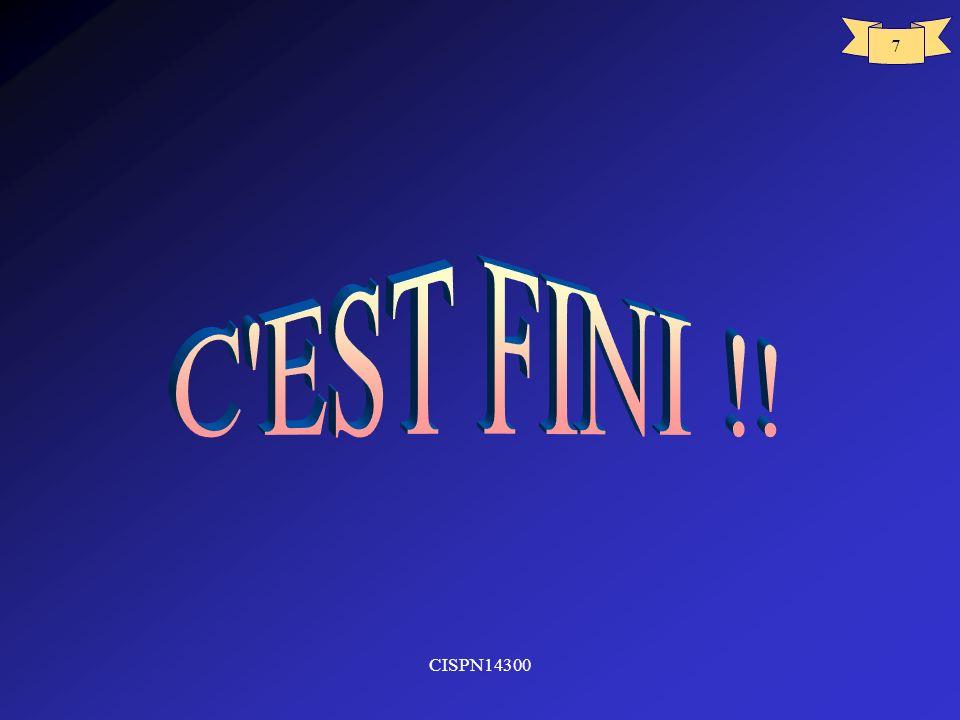 CISPN14300 7