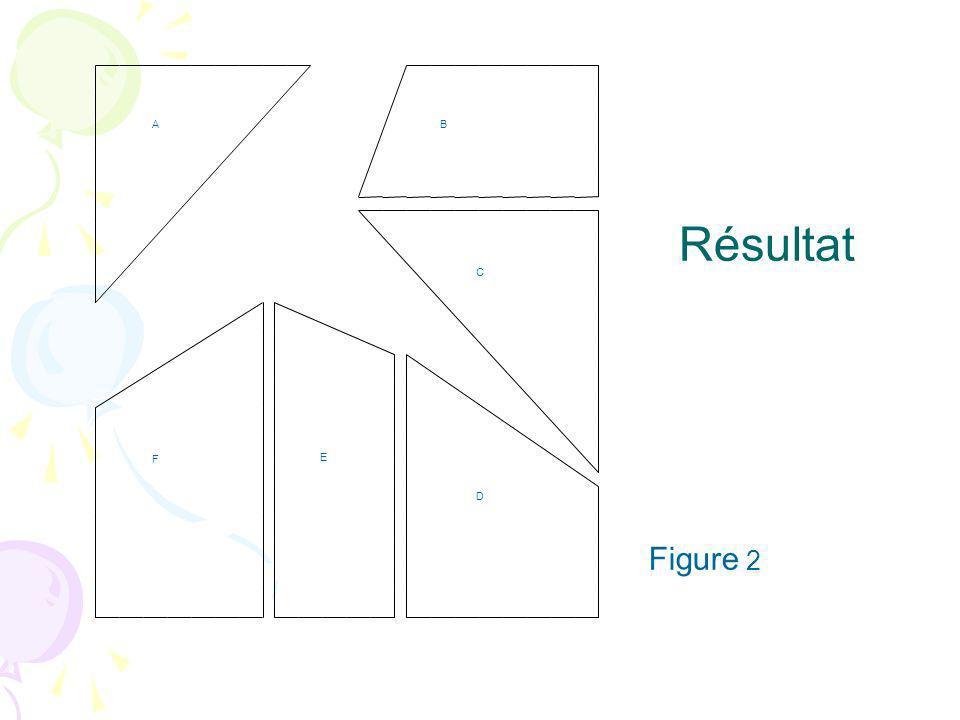 D E C B F A Figure 2 Résultat