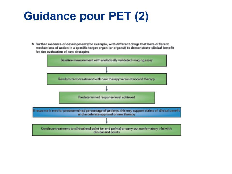 Guidance pour PET (2)