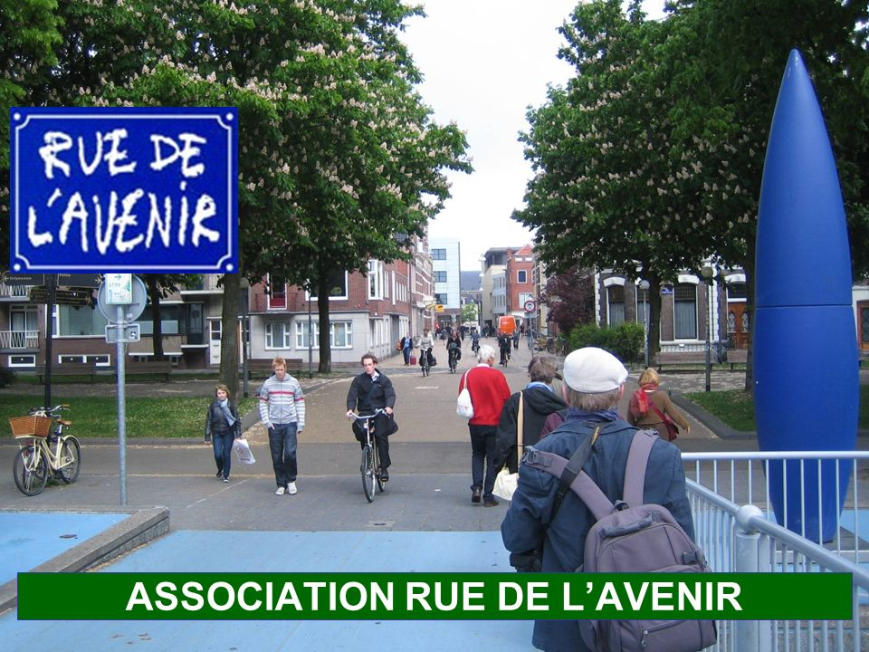 ASSOCIATION RUE DE LAVENIR