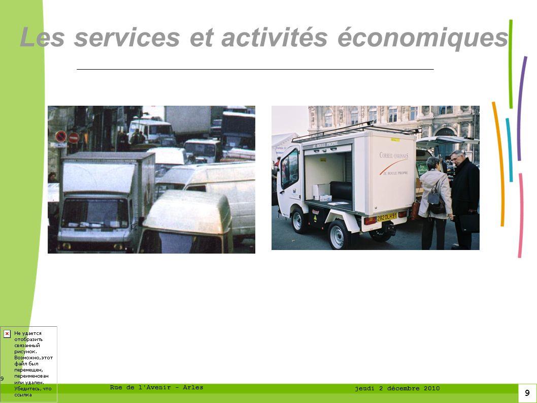 10 10 Rue de l Avenir - Arles jeudi 2 décembre 2010 La cohabitation en sécurité