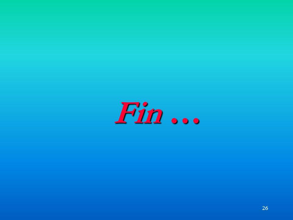 26 Fin …