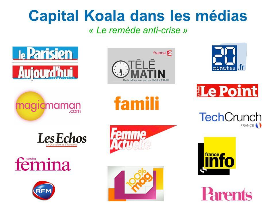 Capital Koala dans les médias « Le remède anti-crise »