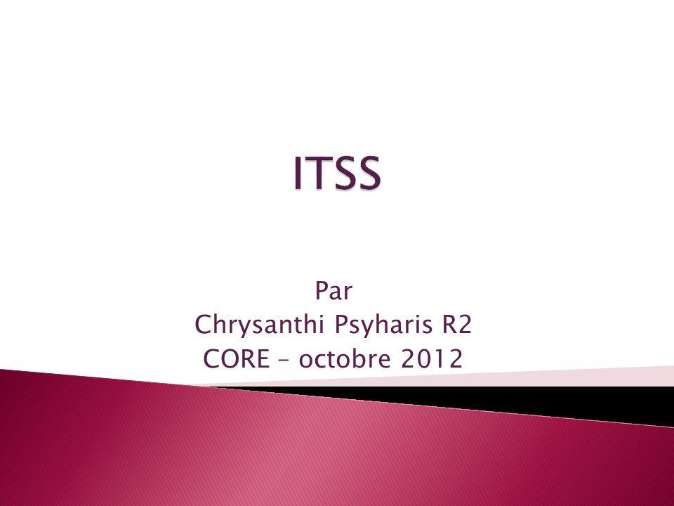 Épidémiologie Définitions Questionnaire Facteurs de risque Examen Physique Dépistage Les différents ITSS Counseling