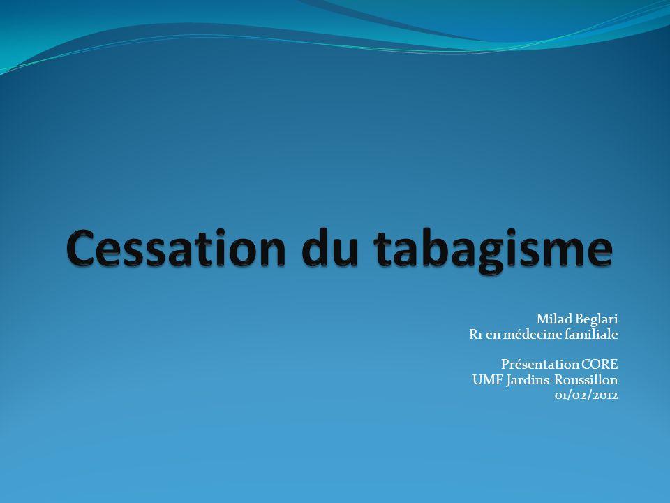 Milad Beglari R1 en médecine familiale Présentation CORE UMF Jardins-Roussillon 01/02/2012