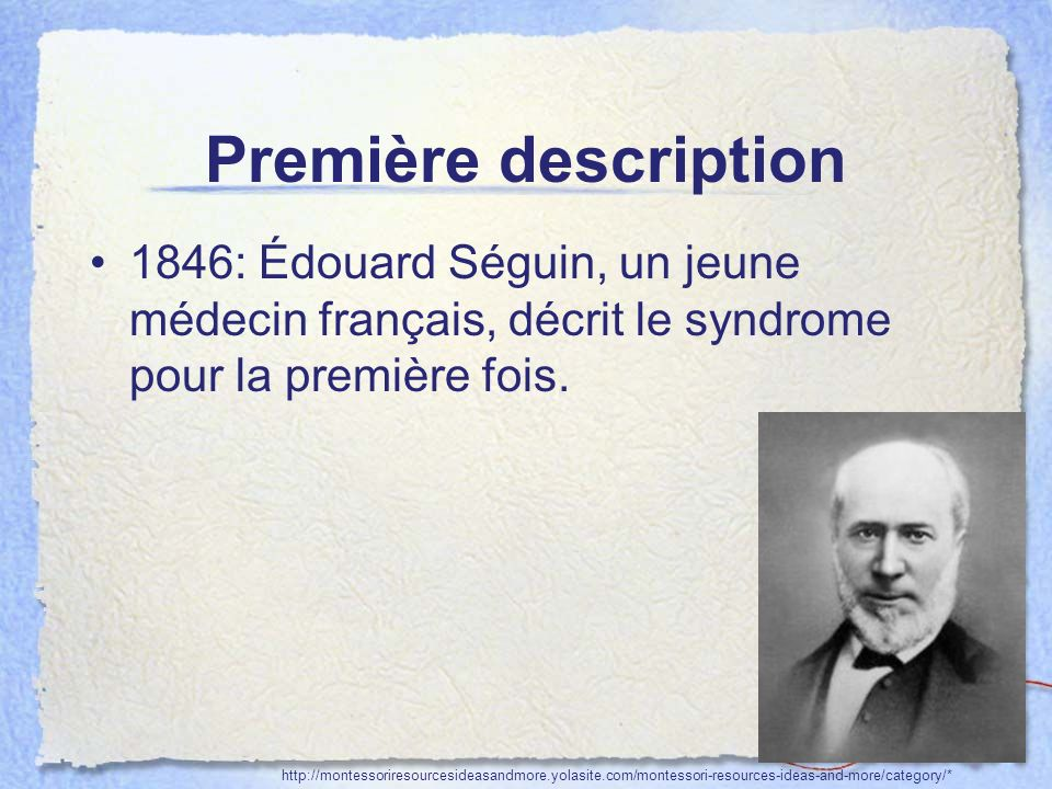 Neuro-développemental Déficience intellectuelle Hypotonie => Référence programme DI-TED CLSC => Physiothérapie http://www.dsaoc.org/img/about_us_history.jpg
