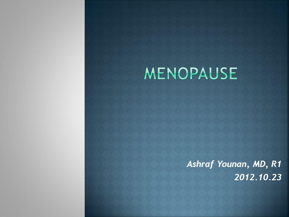 Ashraf Younan, MD, R1 2012.10.23