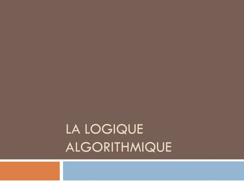 Structures Nom de lalgorithme LEXIQUE Déclaration des Variables et Constantes DEBUT initialisation de la condition TANT QUE FIN TANT QUE FIN