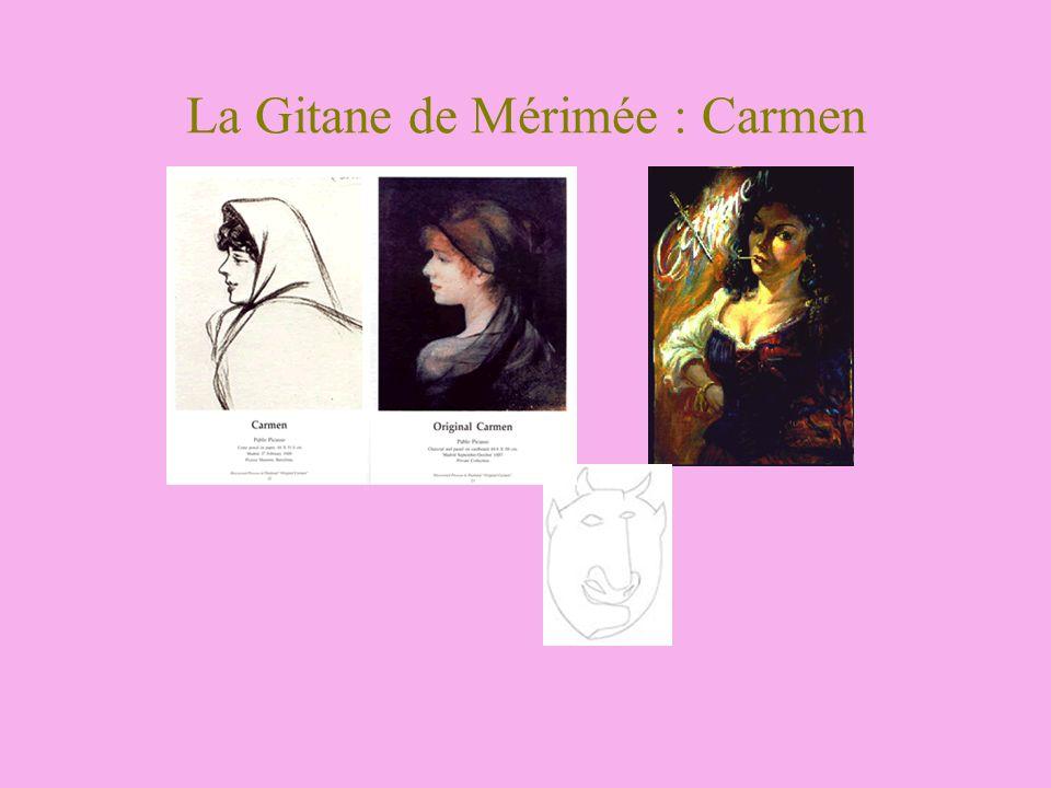 La Gitane de Mérimée : Carmen