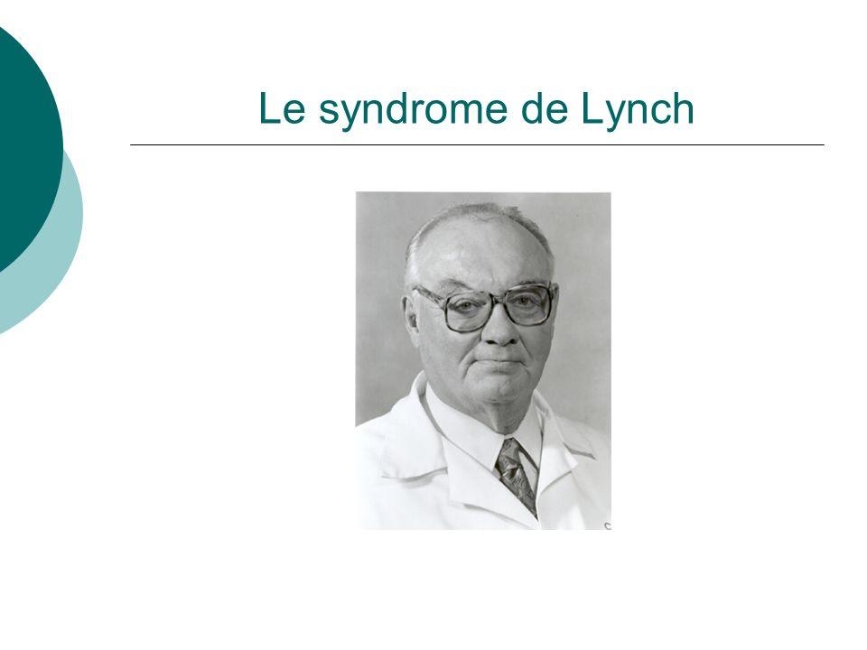 Le syndrome de Lynch