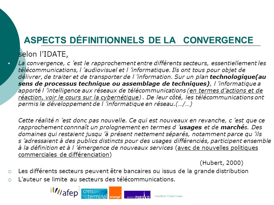DE NOUVEAUX ANCRAGES SOCIAUX Usages sociaux : droits et devoirs par le biais de pratiques récurrentes et stabilisées (Moeglin, 2002).