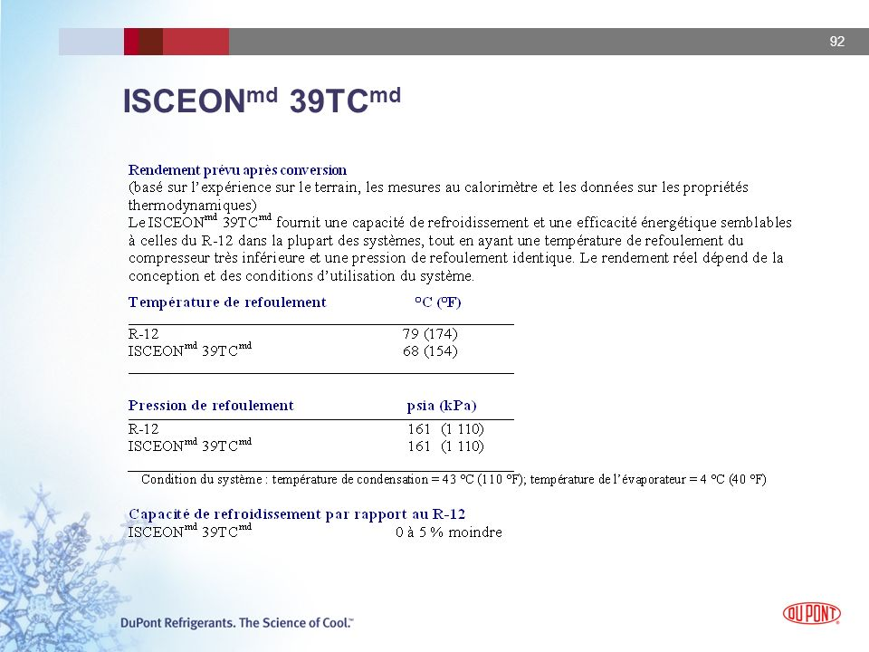 92 ISCEON md 39TC md