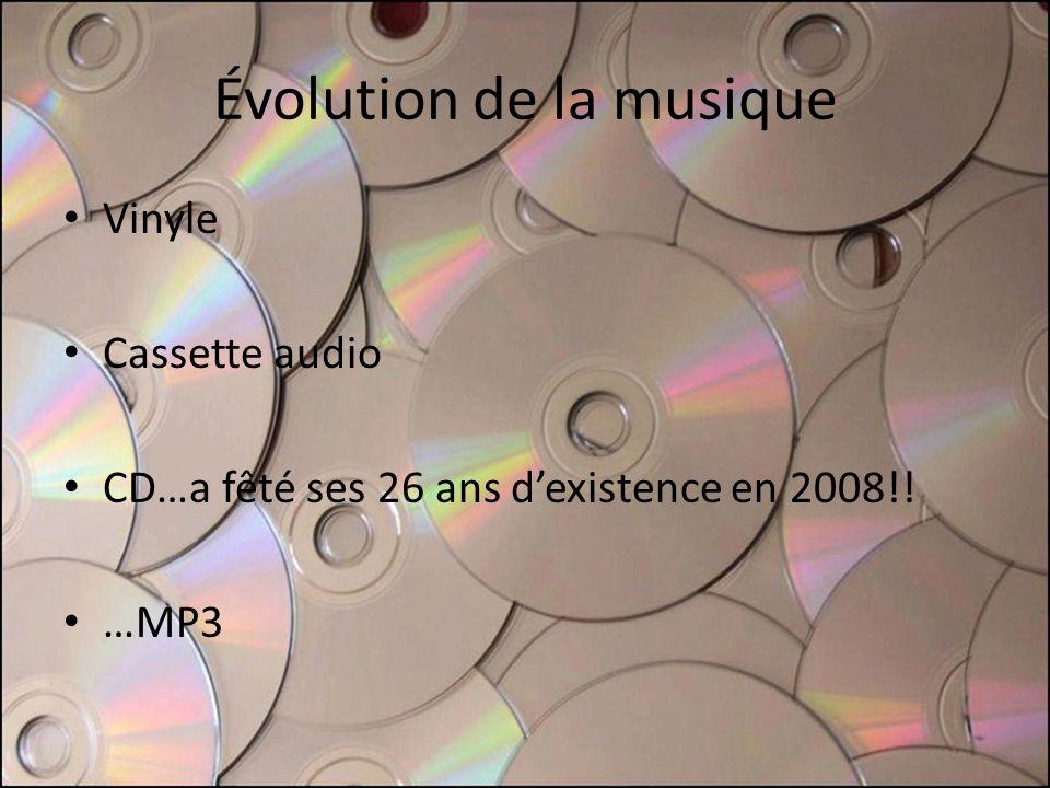 Dautres solutions Lan passé, la compagnie « HMV » a diminué les coûts des CD,pour contrer le téléchargement illégal et pour célébrer le 25 e anniversaire du CD.