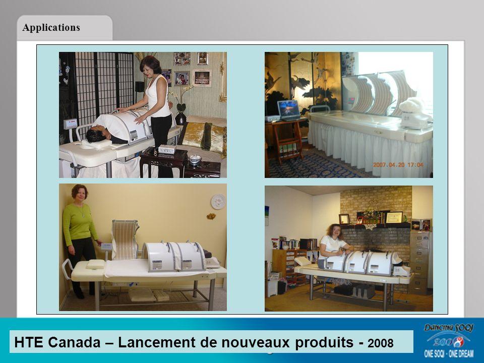 Grand lit SOQI Prix régulier: $7 049/ 377 VPA Prix promo.: $5 599/ 225 VPA + 47 VPA pour promotion OFFRE SPÉCIALE - RENCONTRE: Obtenez une FIR Pad gratuite (Prix $299) HTE Canada – Lancement de nouveaux produits - 2008