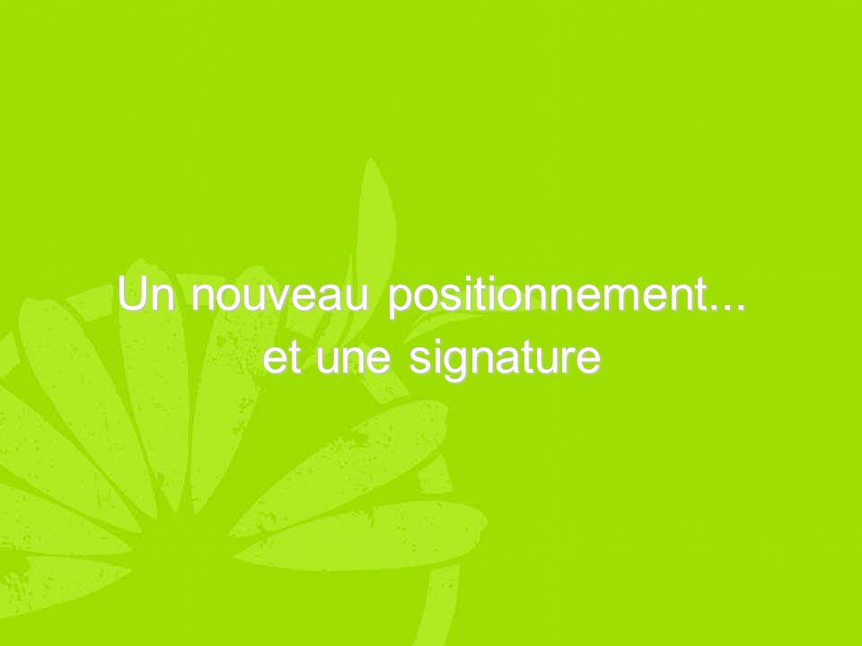 Qu est-ce qu un positionnement C est la synthèse d une personnalité qui va permettre de mieux révéler la singularité et la qualité de la Charente Un nouveau positionnement touristique
