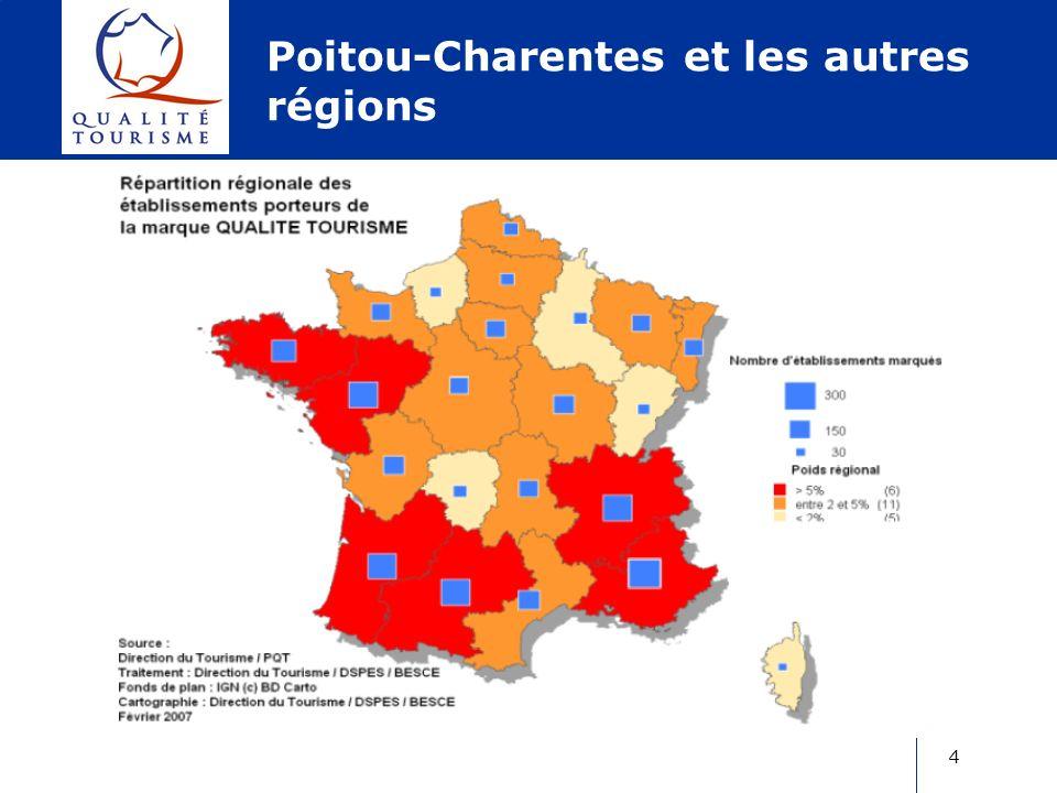 4 Poitou-Charentes et les autres régions
