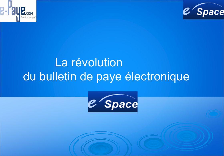 La révolution du bulletin de paye électronique