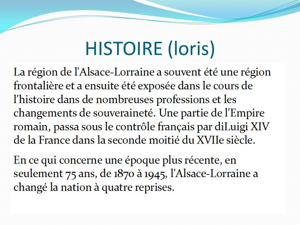 HISTOIRE (loris)