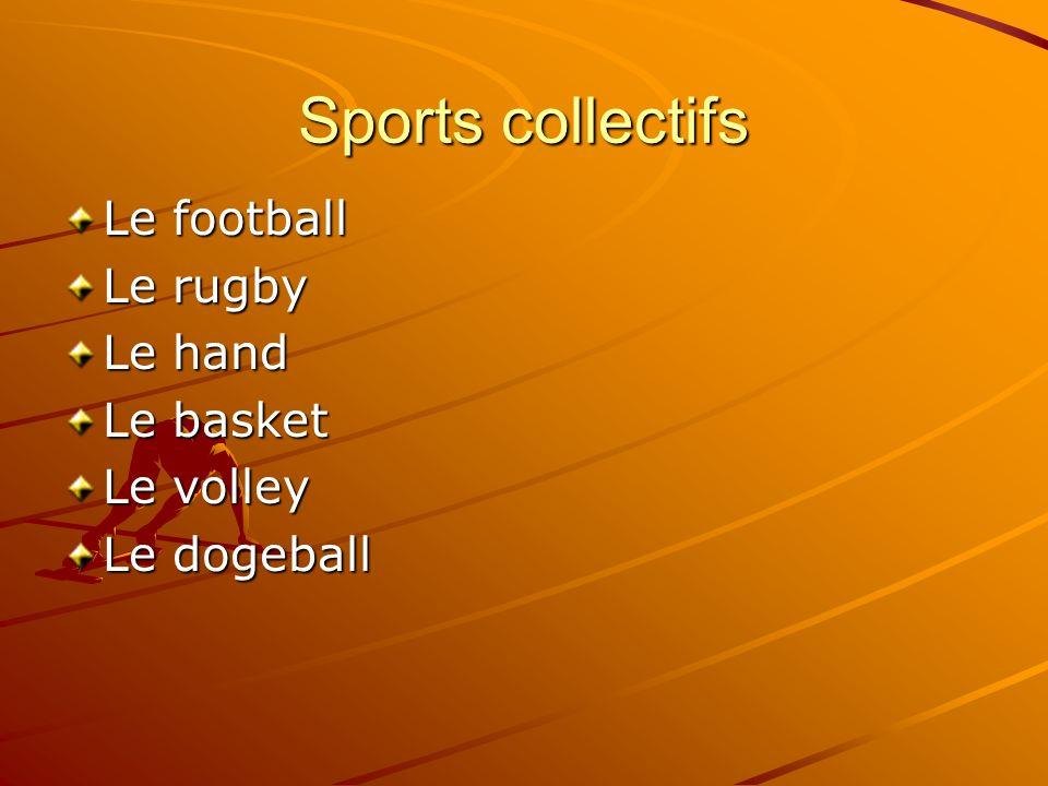 Sport collectif: football -Le foot ball va se répandre dans le monde entier et susciter un engouement extraordinaire.