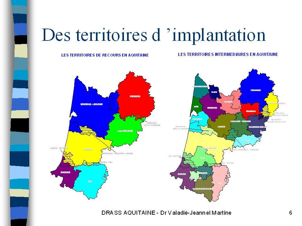 DRASS AQUITAINE - Dr Valadié- Jeannel Martine 14