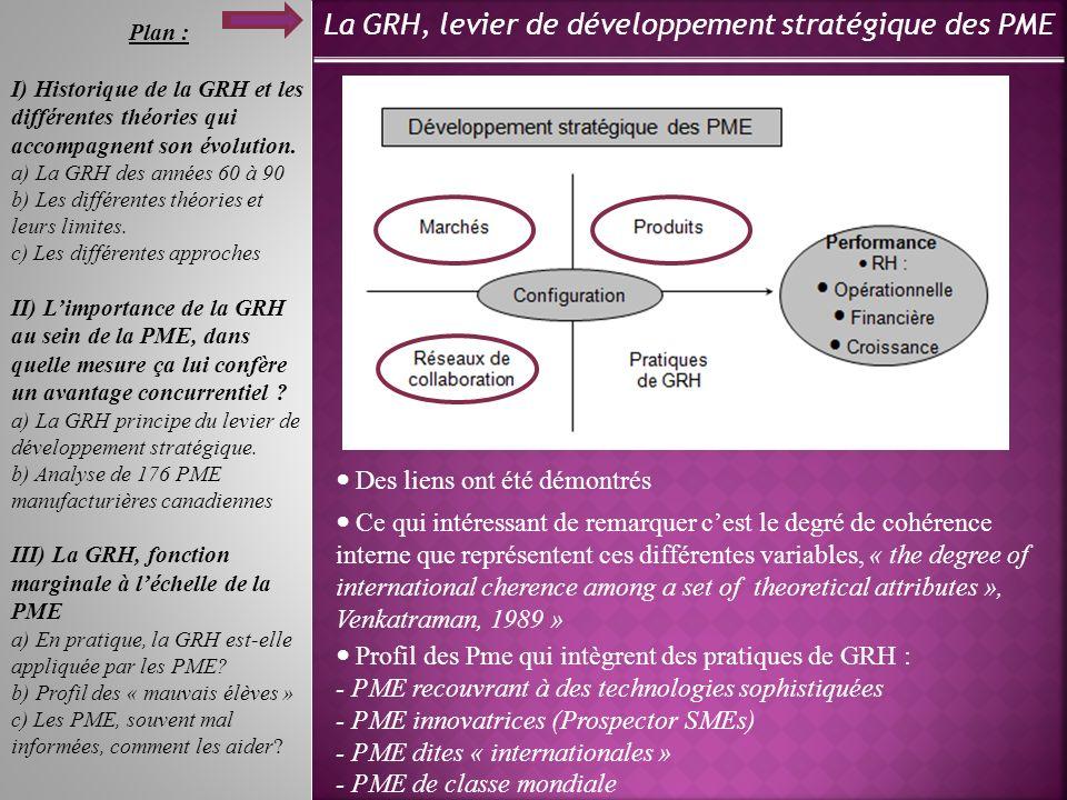 Benoit, C.et M.-D. Rousseau. (1990) DAmboise, G. et D.J Garand.