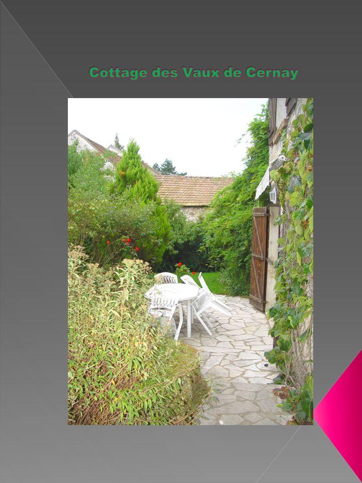 LAbbaye des Vaux de Cernay