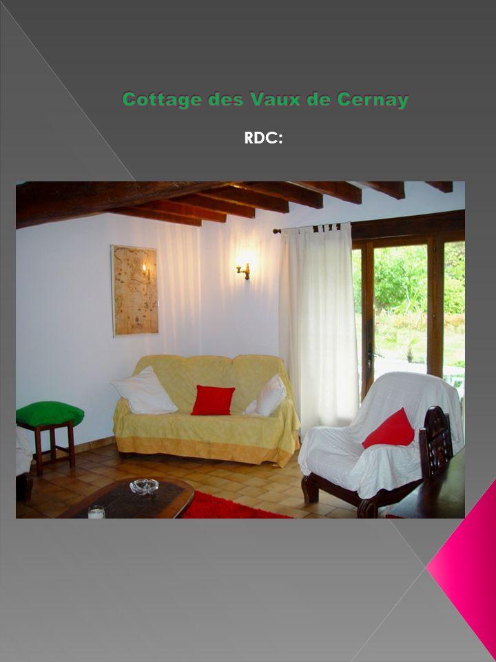 Historique: Construit dans les années 1745 - 1770, ce cottage était une ferme, qui fut divisée par la suite en différents lots.