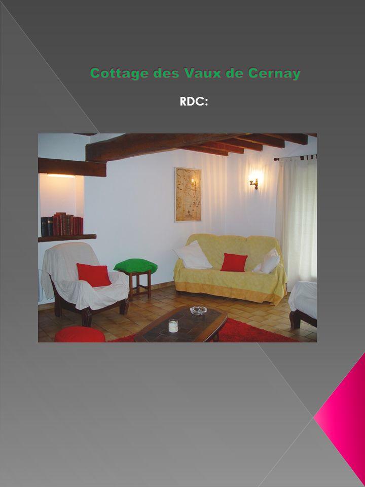 Surface de la propriété: 550 m2.Le Cottage, apparait être une maison de ville, donnant sur la rue.