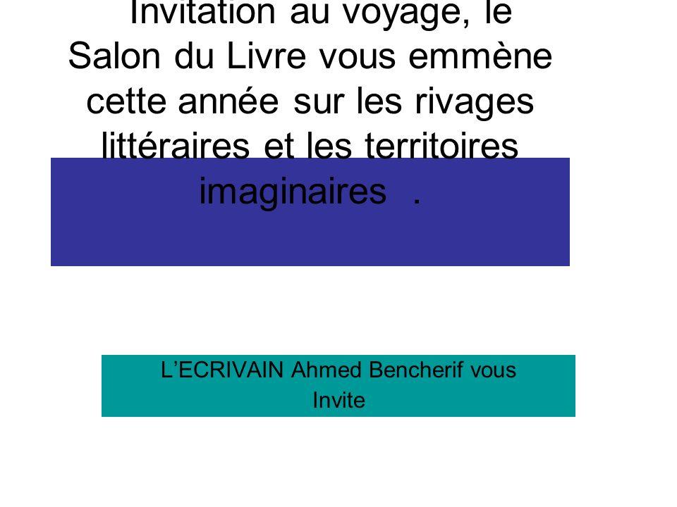 Le Mexique à l'honneur Invitation au voyage, le Salon du Livre vous emmène cette année sur les rivages littéraires et les territoires imaginaires. LEC