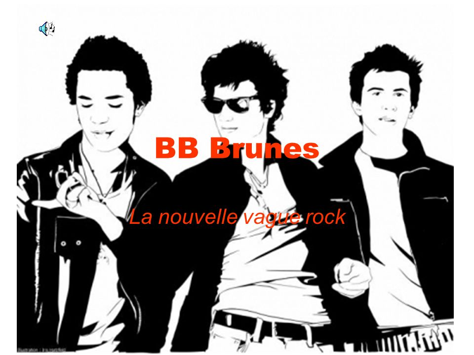 BB Brunes La nouvelle vague rock