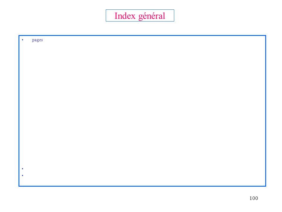 99 Index général Pages Appendice Des BOUDAN RENAUT Des BOUDAN LERRANT Des LERRANT et DELECHAT Des BOUDAN de Saint Servan à Pordic Brest Fécamp et Le H